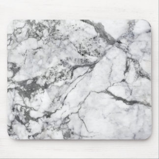 Grey Marble Mouse Pad