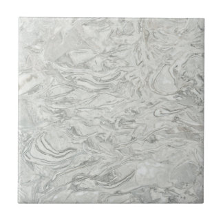 Grey marble surface pattern tile