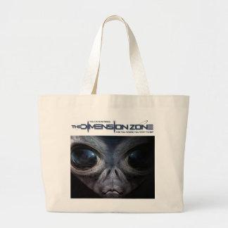 Grey Matters Jumbo Tote Bag