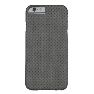 Grey Metal on iPhone 6 case