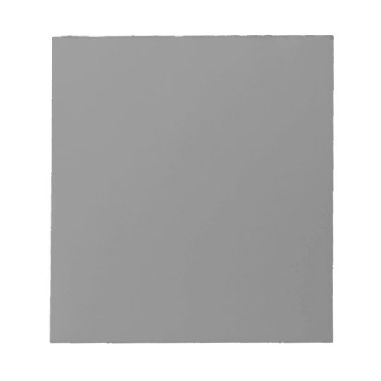 Grey Notepad