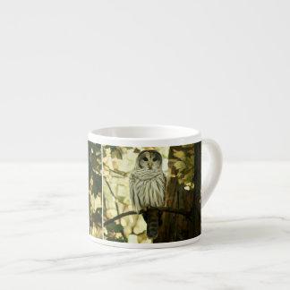 Grey Owl Painting