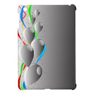 Grey Party iPad Mini Cover