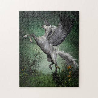 Grey Pegasus Puzzle