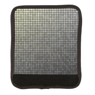 Grey pixel pattern handle wrap