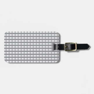 Grey Retro Style Pattern - Weddings Tags For Bags