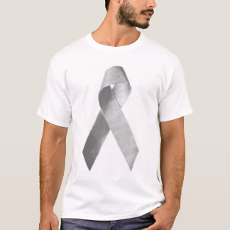 Grey Ribbon: Psalm 91 T-Shirt