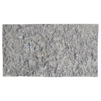 Grey Rough Concrete Texture 060 Pillowcase