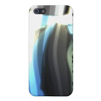GRey sahdes xce, VICIOUS ARKITEKT iPhone 5/5S Case