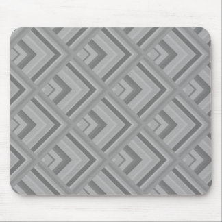 Grey scale pattern mouse pad