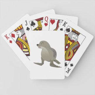 Grey Seal Playing Cards