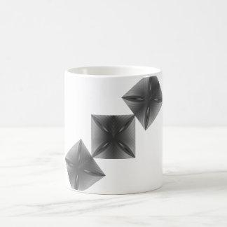 Grey sketch. coffee mug