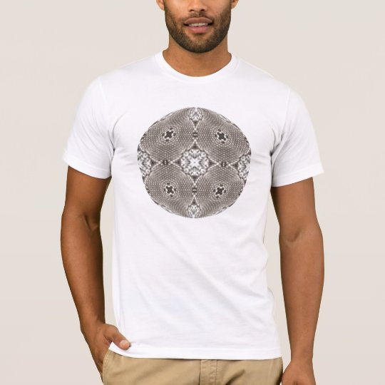 grey snake skin gazing ball T-Shirt