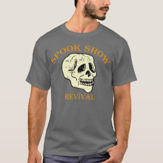 Grey Spook Show Revival Shirt