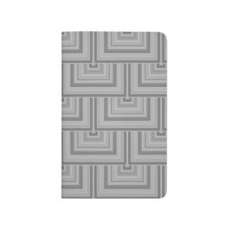 Grey square scales journal