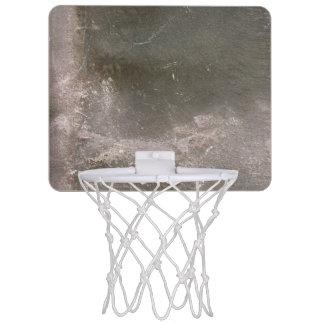 Grey Stone Mini Basketball Goal Mini Basketball Backboard