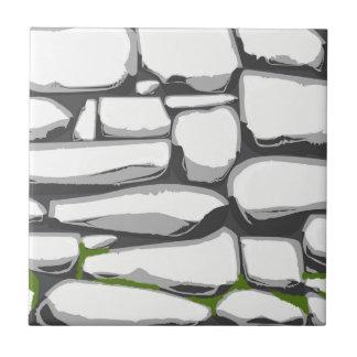 Grey Stone Wall Tile
