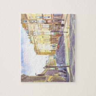 Grey street,Newcastle Jigsaw puzzle