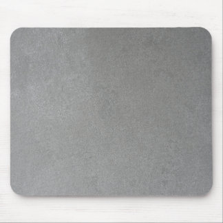 GREY SUEDE MOUSE PAD
