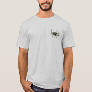 Grey t-shirt Crab