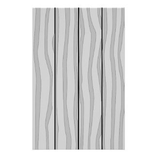 Grey Timber Background Stationery