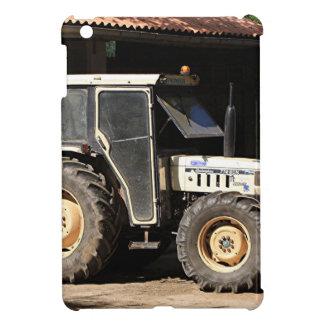 Grey tractor, El Camino, Spain Cover For The iPad Mini