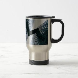 Grey Travel Mug
