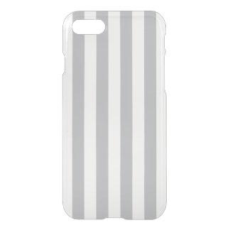 Grey Vertical Stripes iPhone 8/7 Case