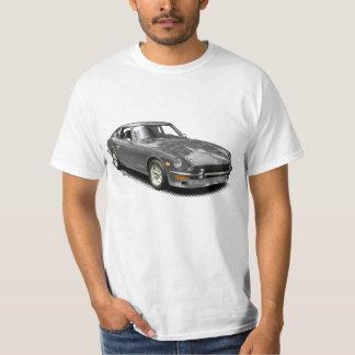 Grey Vintage Classic Z-Car T-Shirt. T-Shirt