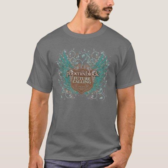 Grey Wings Logo T-Shirt
