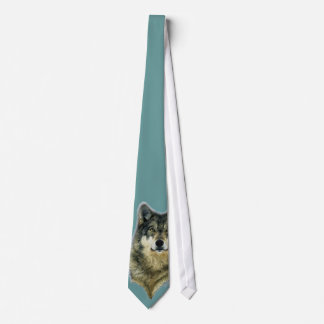 GREY WOLF Collection Tie