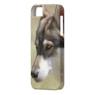 Grey Wolf iPhone 5 Covers