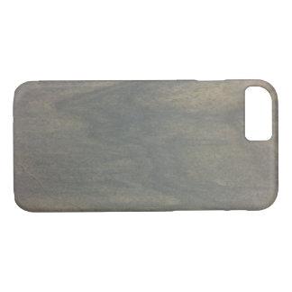Grey wood iPhone 7 case