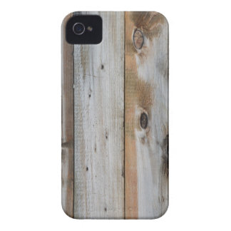 GREY WOOD TEXTURE Case-Mate iPhone 4 CASE