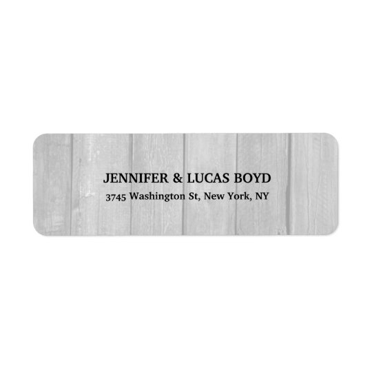 Grey Wood Unique Retro Style Classical Sheet