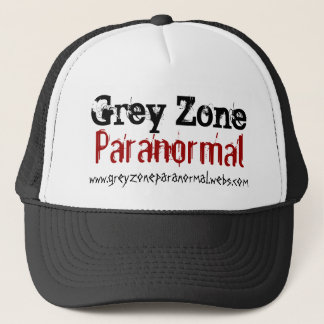 Grey Zone Paranormal Trucker Hat