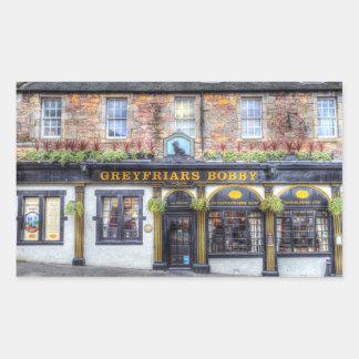 Greyfriars Bobby Pub Edinburgh Sticker