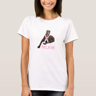 Greyhound BELIEVE T-Shirt