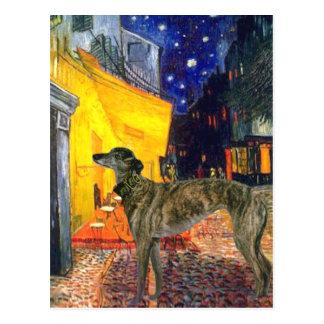 Greyhound (br8) - Terrace Cafe Postcard