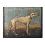 Greyhound by Giovanni Domenico Tiepolo Postcard