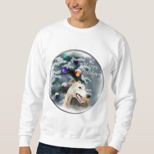Greyhound Christmas Gifts Sweatshirt