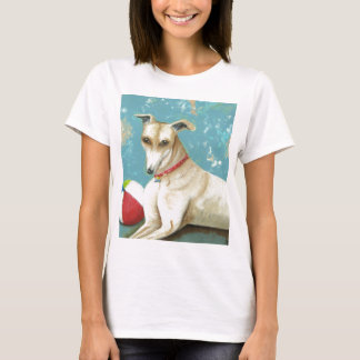 Greyhound Design T-Shirt