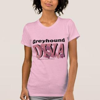 Greyhound DIVA T-Shirt