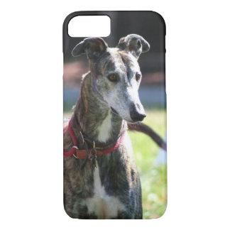 Greyhound dog Case-Mate iPhone case