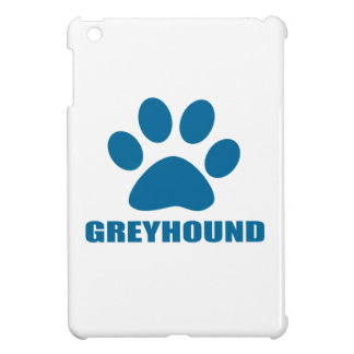 GREYHOUND DOG DESIGNS COVER FOR THE iPad MINI