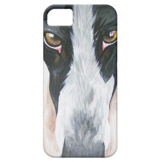 Greyhound Eyes iPhone 5 Case