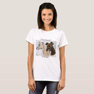 Greyhound Friends T-Shirt