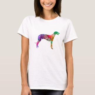 Greyhound in watercolor T-Shirt
