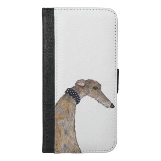 GREYHOUND iPhone 6/6S PLUS WALLET CASE