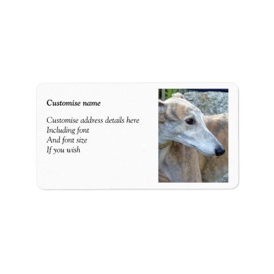 Greyhound labels (p86)